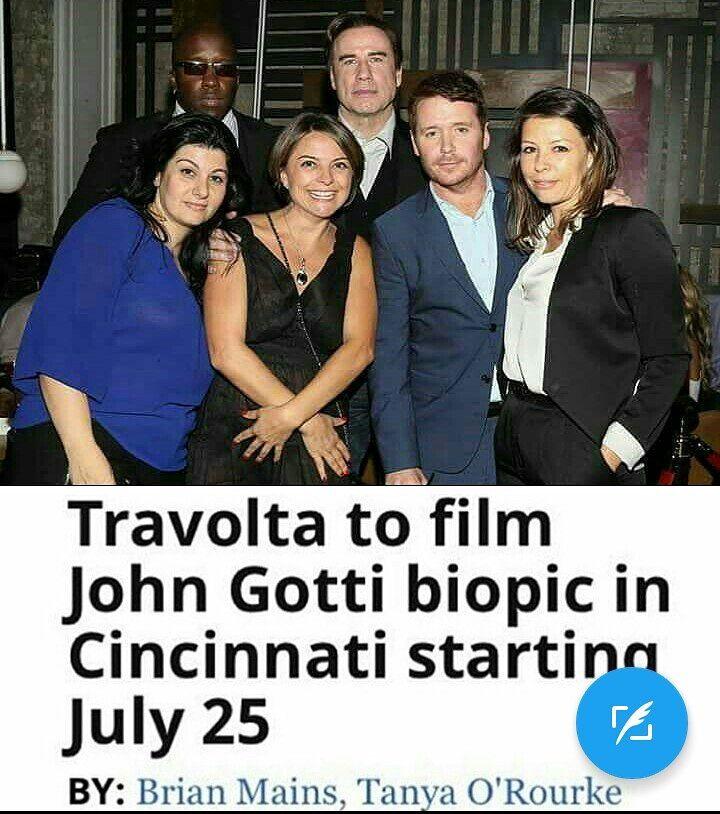 john travolta 2018